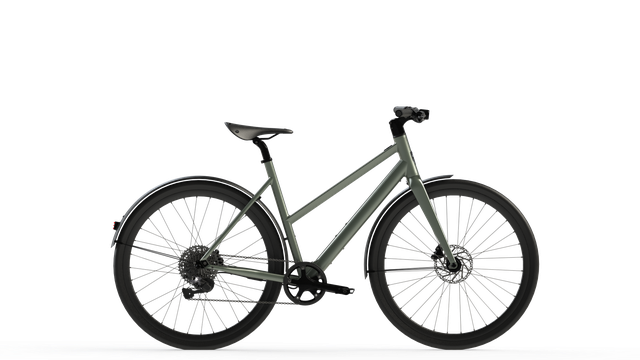 Desiknio 11Speed Electric Bike - 11S Urban Comfort