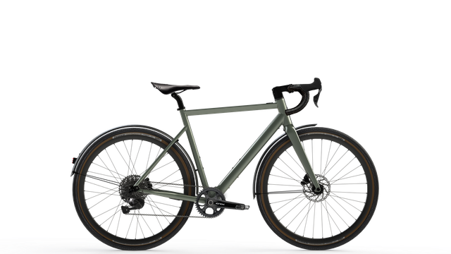 Desiknio 11Speed Electric Bike - 11S GRX Gravel