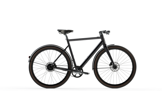 Desiknio Singlespeed Electric Bike - URBAN
