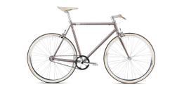 mika amaro custom grey - singlespeed Limited Edition      Single Speed Urban Bike