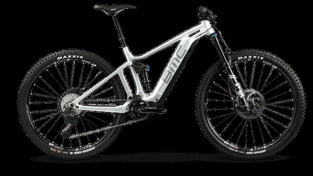 BMC Mountainbike E-MTB Speedfox AMP - AL ONE (2021) sofort verfügbar, Größe S