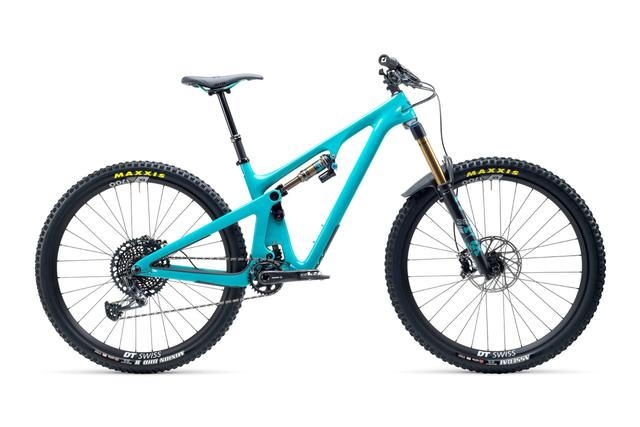 YETI SB130 - T-Series Lunch Ride - mit SRAM XO1 (2021)