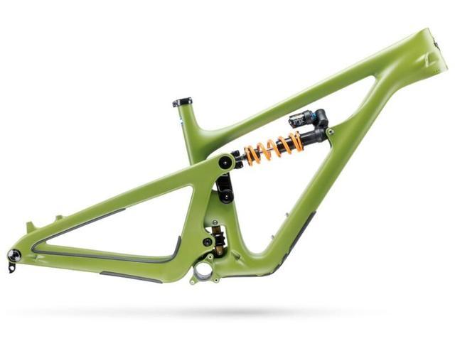 YETI SB165 - T-Series Frameset 2021 // leider ausverkauft !