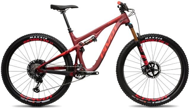 PIVOT Trail 429 - Team XTR Enduro - 29