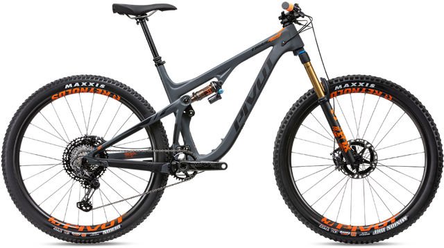 PIVOT Trail 429 - Team XTR - 29