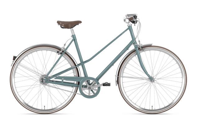 Gazelle Urban-Bike - Van Stael - 7-Gang Damenrad Größe 49