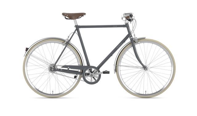 Gazelle Urban-Bike - Van Stael - 7-Gang Herrenrad
