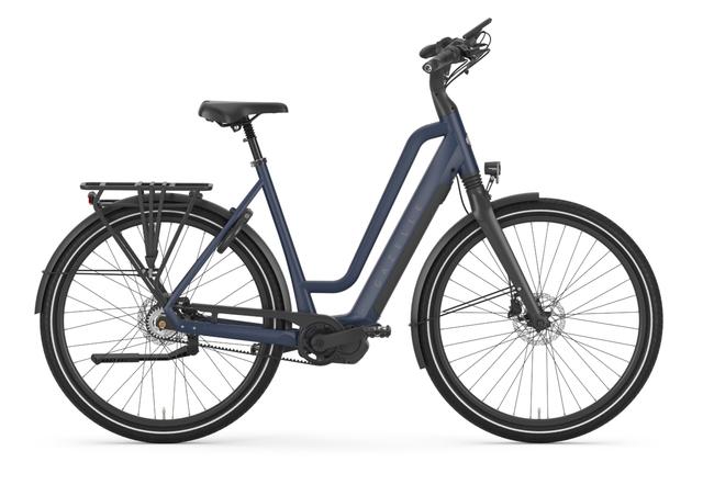 Gazelle Chamonix E-Bike - Größe 49. Midnight Blu. # unverbindlicher Liefertermin Juni 2021
