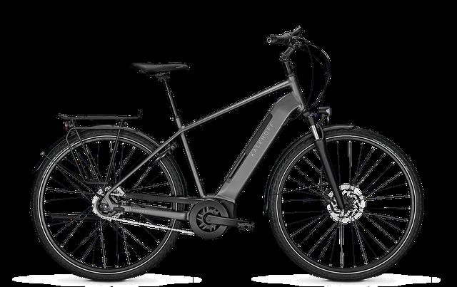 Kalkhoff Elektrofahrrad - Citybike Image - 3.B AADVANCE Diamantrahmen 2021 mit Freilaufnabe