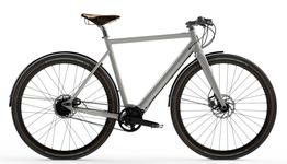 Desiknio Pinion Electric Bike      CLASSIC 9-Gang-Pinion, Größe M, pearl white, sofort lieferbar