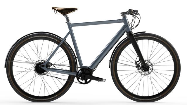Desiknio Pinion Electric Bike - CLASSIC Größe M, iron grey, carbongabel, sofort verfügbar!