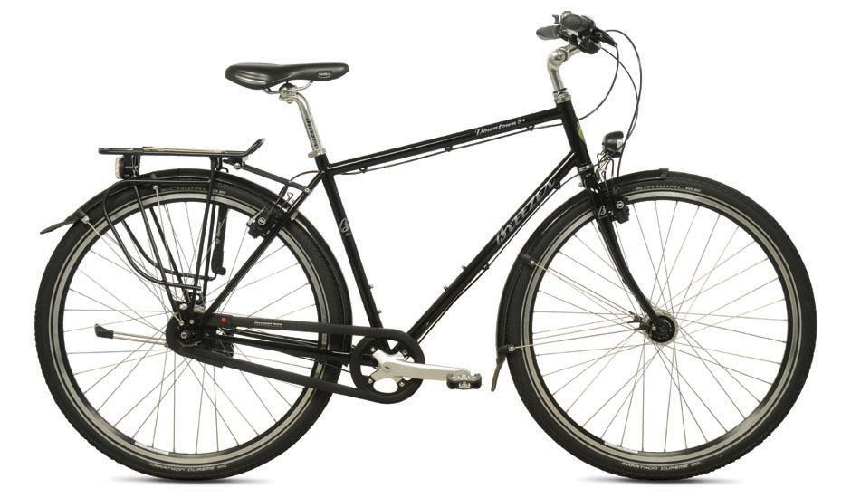 Breezer Urbanbike - Breezer Downtown