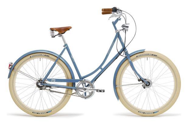 Retrovelo Damenrad - Paula 26 - 8-Gang // mit 8-Gang-Nabenschaltung jetzt bei Finest-Bikes in Starnberg nahe München oder online kaufen.