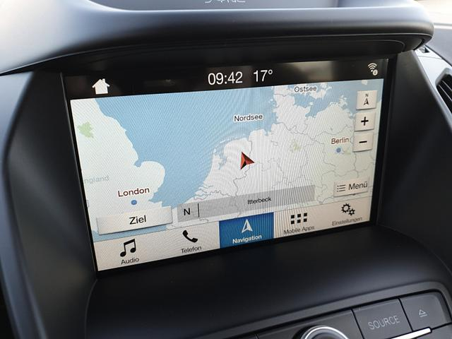 Ford Kuga 1.5 150PS EcoBoost ST-Line Klimaautomatik Navi Sitzheizung Lenkradheizung elekt.Heckklappe Rückf.Kamera 18-LM mit Ganzjahresreifen