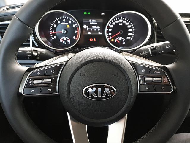 Kia cee'd Sportswagen 1.4 T-GDi 140PS Spirit Neues Modell Klimaautomatik Navi Sitzheizung Lenkradheizung PDC Rückf.Kamera