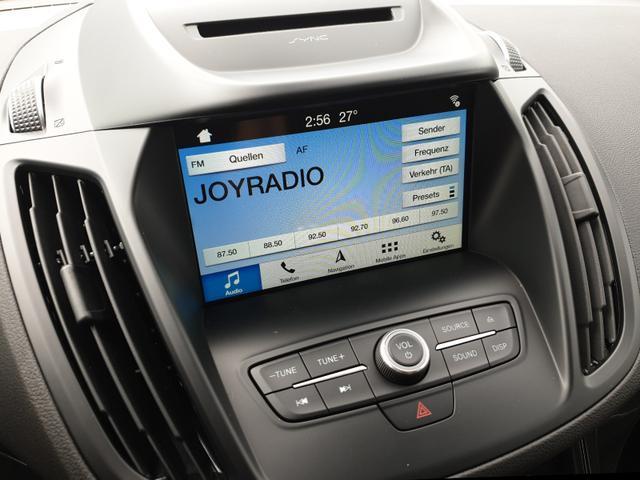 Ford Kuga 1.5 150PS EcoBoost ST-Line Klimaautomatik Navi 19''LM Sitzh. Lenkradheizung Frontscheibe beheizb. PDC v+h Rückf.Kamera