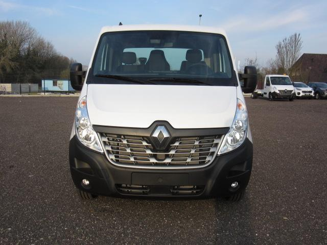 sofort lieferbares Fahrzeug Master - 2.3 dCi 165PS L4H1 4,5t Klimaautomatik Navi Sitzheizung