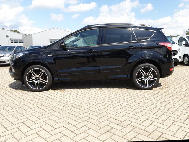 Ford Kuga - 1.5 150PS EcoBoost ST-Line Klimaautomatik Navi Sitzheizung Lenkradheizung 19''LM Xenon elekt.Heckklappe