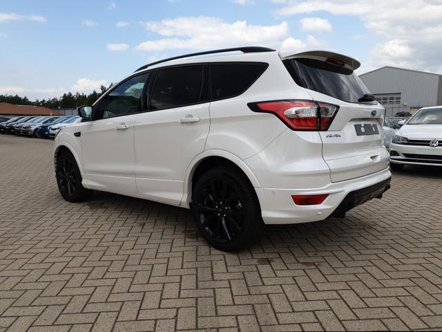 Ford Kuga 1.5 150PS EcoBoost ST-Line Klimaautomatik Navi Sitzheizung Lenkrad beheizbar 19''LM Xenon elekt.Heckklappe elekt.PanoGlasdach