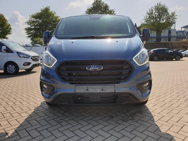 Ford Transit Custom L1 2.0TDCi 130PS Trend 3,4t 3-Sitzer Klima Frontscheibe beheizb. PDC v+h