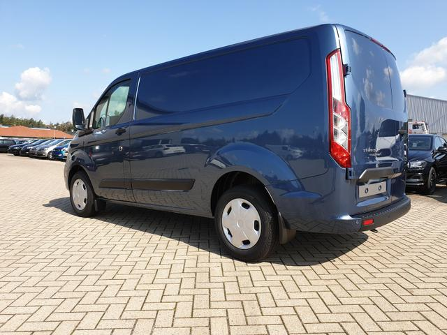 Ford Transit Custom L1 2.0TDCi 130PS Trend 3,4t 3-Sitzer Klima Frontscheibe beheizb. PDC v+h