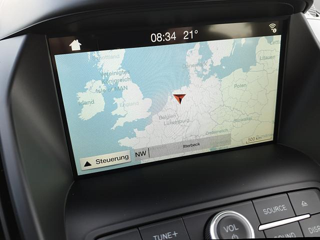Ford Kuga 1.5 120PS EcoBoost ST-Line Klimaautomatik abg.Scheiben 18''LM Frontscheibe beheizb. Allwetter-Reifen Navi PDC v+h