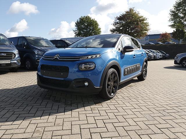 Citroën C3 - 1.2 83PS Shine AirBump 5-Türig Klimaautomatik Navi 17''LM PDC Rückf.Kamera