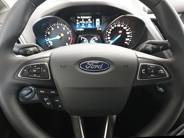 Ford Kuga 1.5 150PS Ecoboost Titanium Voll-Leder Klimaautomatik Rückf.Kamera Allwetter-R. elekt.Heckklappe Navi PDC v+h Keyless starten+öffnen