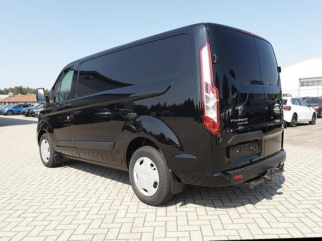 Ford Transit Custom L1 2.0TDCi 130PS Automatik Trend 2,8t 3-Sitzer Klima Navi AHK Frontscheibe beheizb. PDC v+h Rückf.Kamera