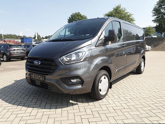 Ford Transit Custom - L2 2.0 TDCi 105PS Trend 3,0t 3-Sitzer Klima Navi AHK PDC v+h Frontscheibe beheizb. Rückf.Kamera