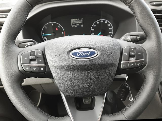 Ford Transit Custom L1 2.0 TDCi 105PS Trend 2,8t 3-Sitzer Klima PDC v+h Anhängerkupplung