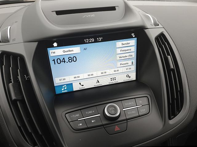 Ford Kuga 1.5 150PS Ecoboost Titanium Voll-Leder Klimaautomatik Allwetter-R. Navi PDC Keyless starten+öffnen