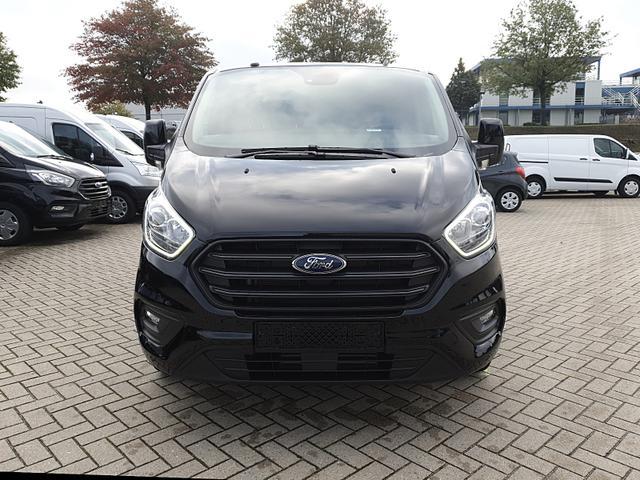 Ford Transit Custom L2 2.0 TDCi 105PS Trend 3,0t 3-Sitzer Klima Navi AHK PDC v+h Frontscheibe beheizb. Rückf.Kamera