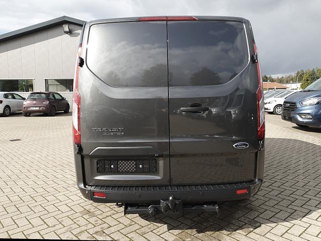 Ford Transit Custom L1 2.0 TDCi 105PS Trend 2,8t 3-Sitzer Klima PDC v+h Navi Rückf.Kamera Anhängerkupplung Frontscheibe beheizb.