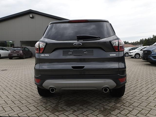 Ford Kuga 1.5 150PS Ecoboost Titanium Voll-Leder Klimaautomatik Winterpaket elekt.Panoramadach Rückf.Kamera Navi PDC Keyless starten&öffnen