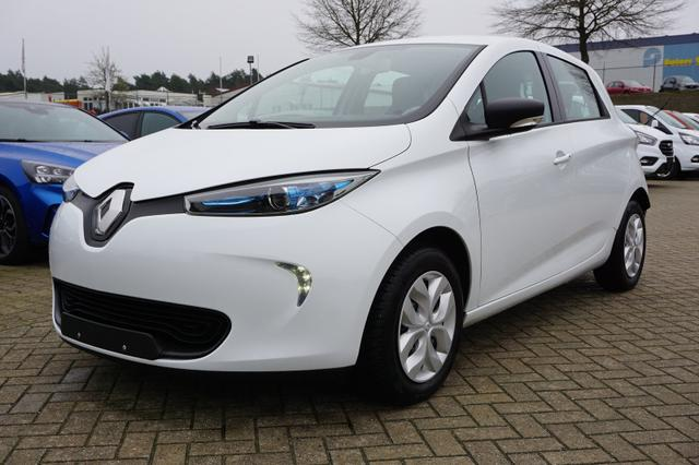Renault ZOE Life R90 Elektric 5-Türig Klimaautomatik Navi Z.E. 40 Batterie (41 kWh) Kaufpreis inkl. Akku