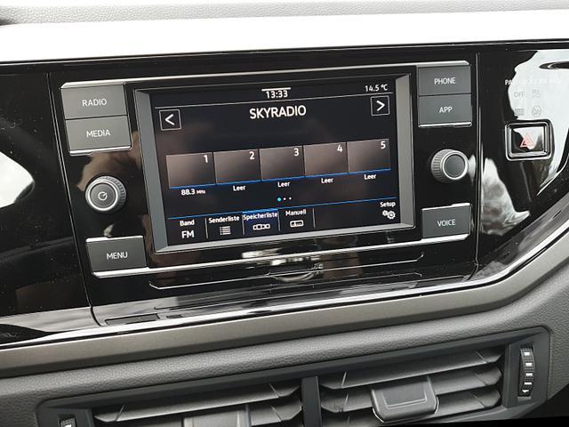 Volkswagen Polo 1.0 TSI 95PS Comfortline 5-Türig Sitzheizung Klima Bluetooth Multif.Lenkrad LED-Tagf.Licht