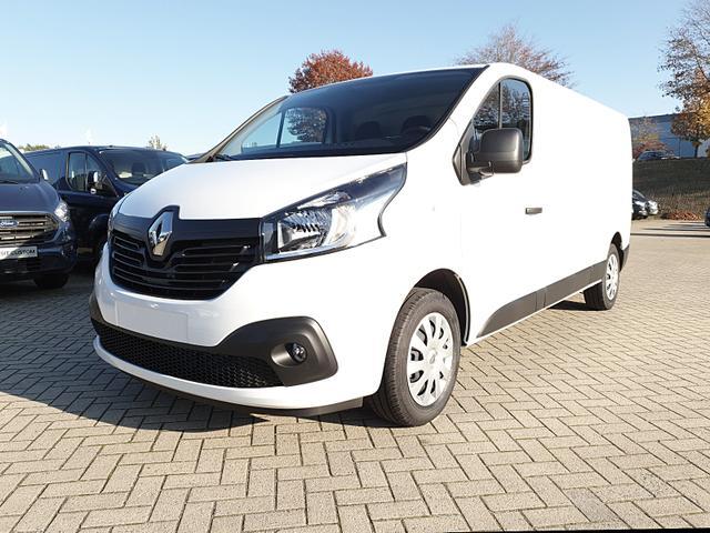 Renault Trafic - L2H1 2.0 dCi 125PS Komfort 3,0t 3-Sitzer Klima Navi PDC Nebelsch.