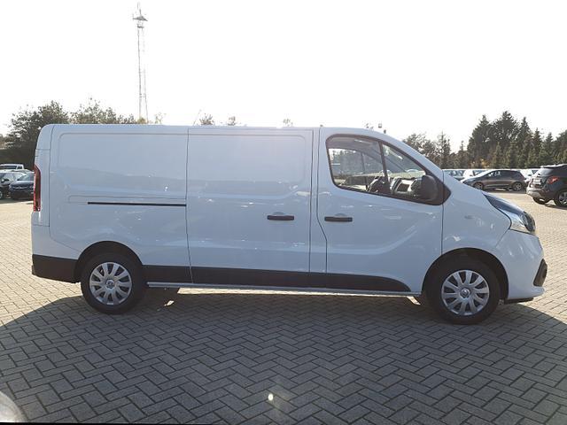 Renault Trafic L2H1 2.0 dCi 125PS Komfort 3,0t 3-Sitzer Klima Navi PDC Nebelsch.