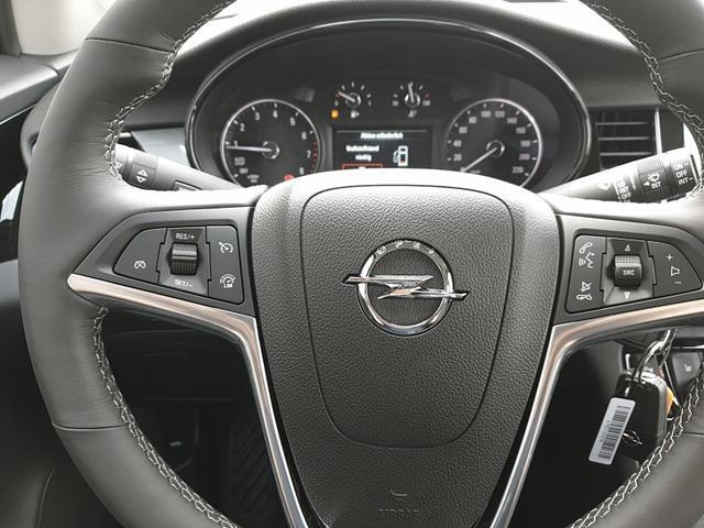 Opel Mokka X 1.4 Turbo 140PS Edition Navi900 Sitzheizung Lenkradheizung Rückf.Kamera PDC v+h DAB+