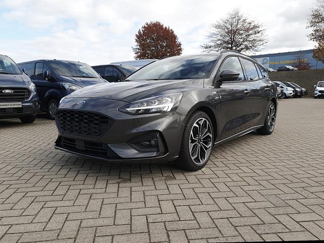 Ford Focus - 1.0 EcoBoost 125PS ST-Line Klimaautomatik Navi Sitzheizung Lenkradheizung Frontscheibe beheizb. 18''LM Rückf.Kamera