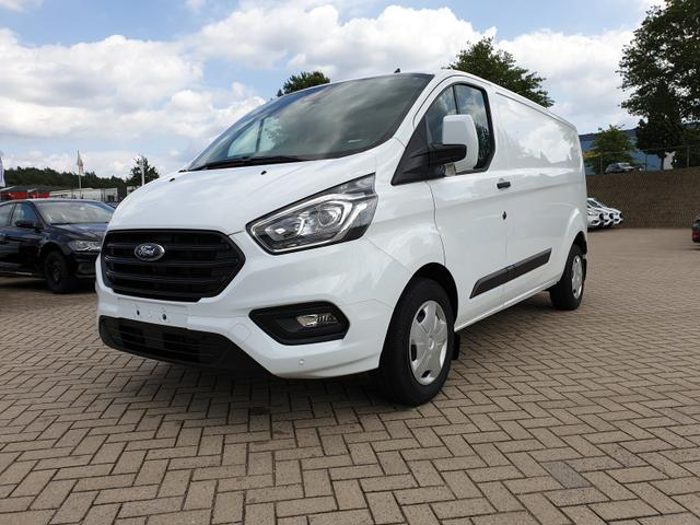 Ford Transit Custom - L2 2.0 TDCi 105PS Trend 3,0t 3-Sitzer Klima AHK PDC v+h Frontscheibe beheizb.