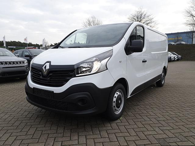 Renault Trafic - L2H1 2.0 dCi 120PS Komfort 3,0t 3-Sitzer Klima AHK PDC Bluetooth