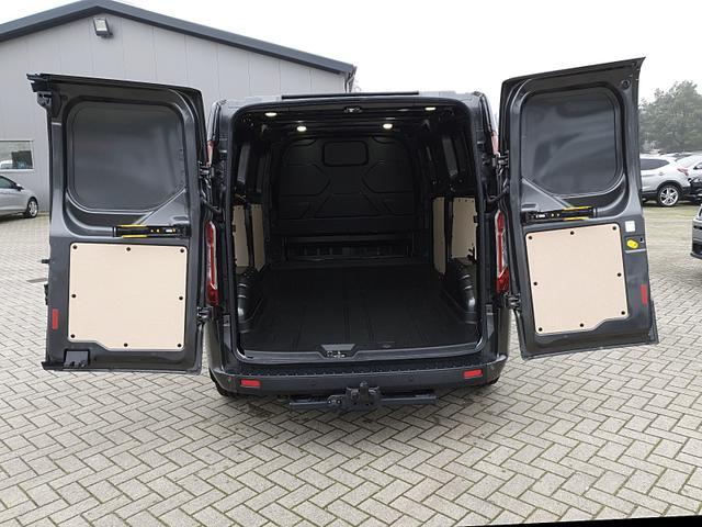 Ford Transit Custom L2 2.0 TDCi 130PS Trend 3,4t 3-Sitzer Klima Navi Anhängerkupplung Frontscheibe beheizb. PDC v+h