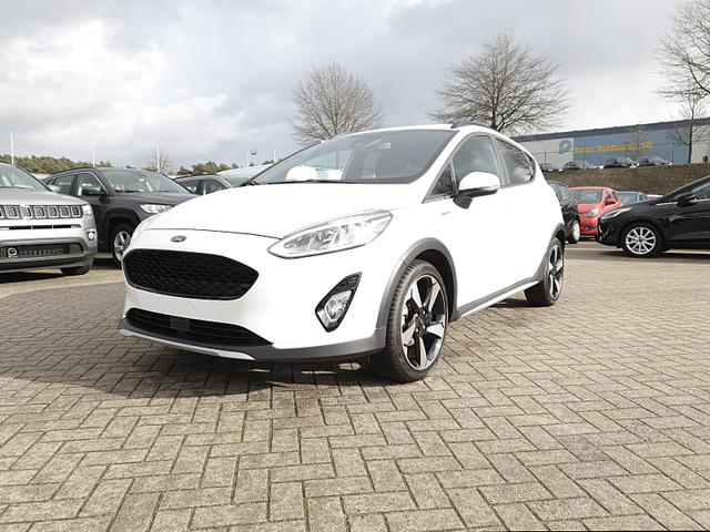 Ford Fiesta Active 1.0 EcoBoost 100PS Automatik Klimaautomatik Sitzheizung Lenkradheizung Frontscheibe beheizb. Tempomat mit ACC Navi PDC