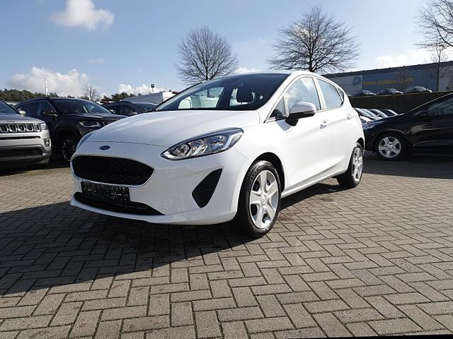 Ford Fiesta 1.1 85PS Trend 5-Türig Klima Bluetooth PDC DAB+ Allwetterreifen Touch-Bildschirm Apple CarPlay Android Auto