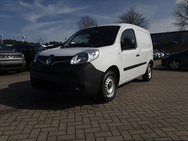Renault Kangoo Rapid 1.5 dCi 75PS 2-Sitzer Klima Trennwand Schiebetür mit Glas Navi Bluetooth PDC Tempomat Flügeltüren