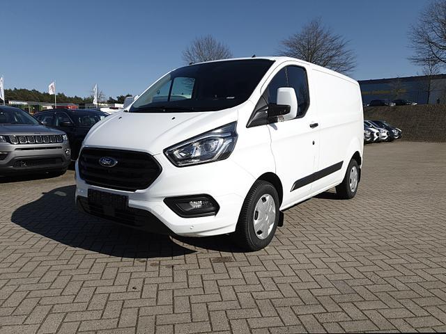 Ford Transit Custom - L1 2.0TDCi 130PS Trend 2,8t 3-Sitzer Navi Klima PDC v+h Anhängerkupplung Frontscheibe beheizb. Ganzjahreswagen