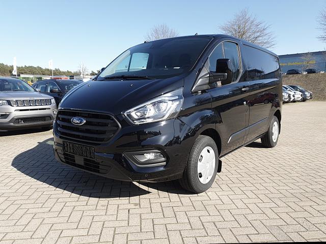Ford Transit Custom - L1 2.0 TDCi 105PS Trend 2,8t 3-Sitzer Klima PDC v+h Navi Rückf.Kamera Anhängerkupplung Frontscheibe beheizb.