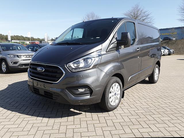 Ford Transit Custom - L1 2.0TDCi 130PS Automatik Trend 2,8t 3-Sitzer Klima Navi AHK PDC v+h Sitzheizung Frontscheibe beheizb. Rückf.Kamera 16''LM